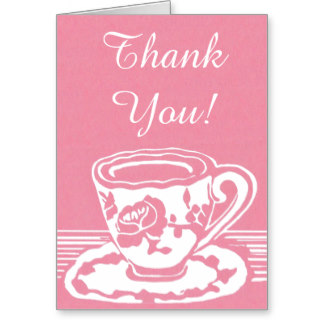 Thank You Volunteers at the Mother's Day Tea & Bake Sale!