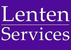 Lenten Service @ Epiphany Lutheran Church