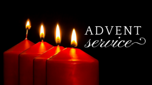 Advent Service at Christ @ Trinity Lutheran Church